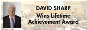 David Sharp Lifetime Achievement Award